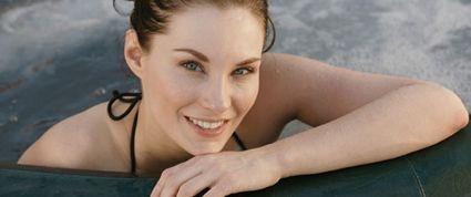 сауны и горячие ванны во время беременности