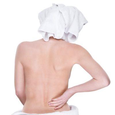 При беремености спина болит