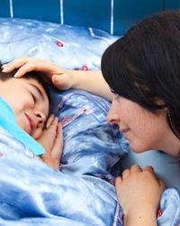 кошмары, как успокоить ребенка?