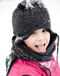 как защитить вашего ребенка от холода