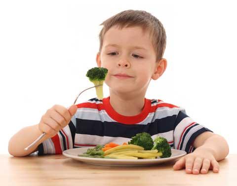 Можно ли ребенку быть вегетарианцем