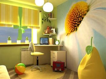 Как создать правильный микроклимат в детской комнате