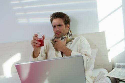 Самодиагностирование с помощью интернета