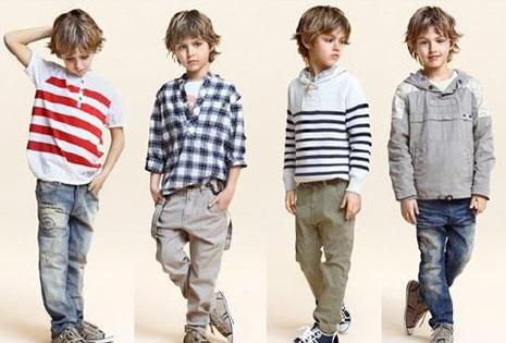 Во что одеть сына в гости