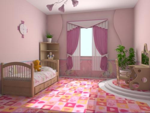 Оформление комнаты ребенка, на что нужно обращать особое внимание?