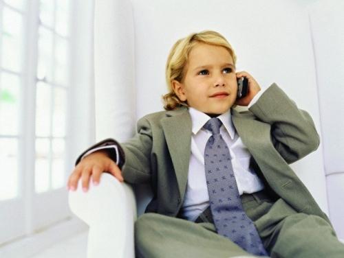 Как воспитать маленького бизнесмена