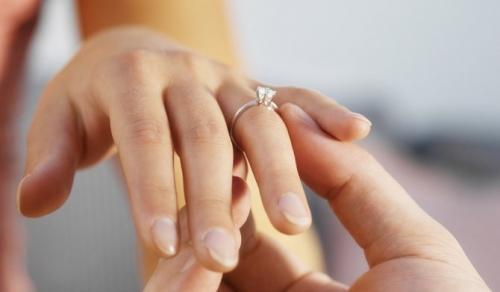 Как ухаживать за обручальным кольцом