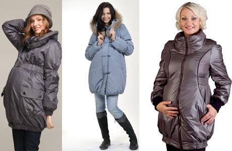 Как выбирать одежду для беременных на зиму