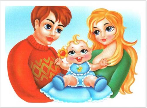 Права ребенка в семье