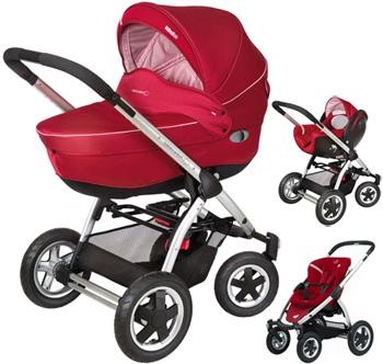Основные требования к детским коляскам