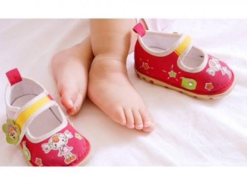 Как выбрать хорошую обувь для вашего малыша