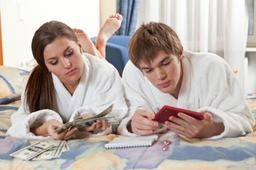 Перспективы молодой семьи, или откуда брать деньги