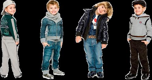 Мальчикам модно