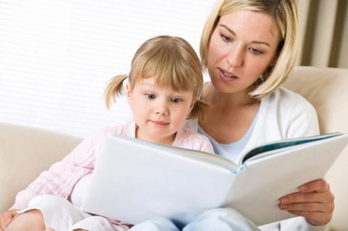 Почему так важно читать детям
