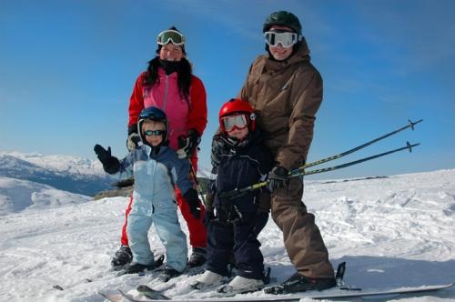 Как провести отличный семейный отдых?