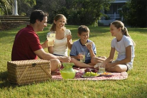 Где хорошо и дешево отдохнуть вместе с семьей?