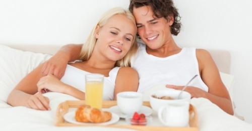 Как приятно провести время со своей второй половинкой?