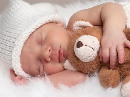 Здоровый сон ребенка - залог его здоровья и активности