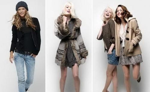 Где лучше всего покупать одежду на осенний и зимний период времени?