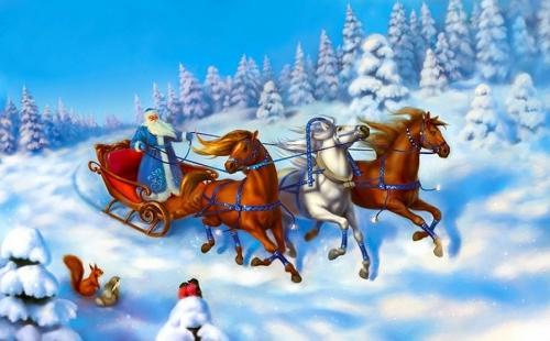 Идеальные зимние праздники для вашего ребенка