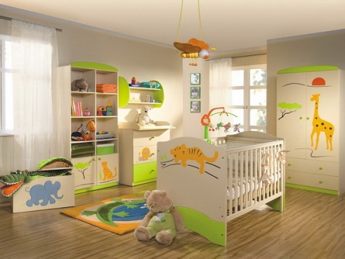 Создаем современную детскую, что и как понравится вашему ребенку в его комнате?