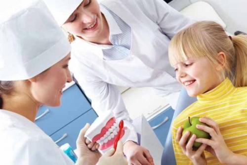 Как подготовит своего ребенка к встречи со стоматологом?
