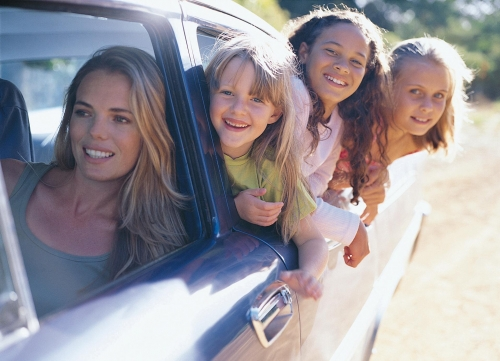 Автомобильное путешествие с ребенком, как к нему подготовиться?