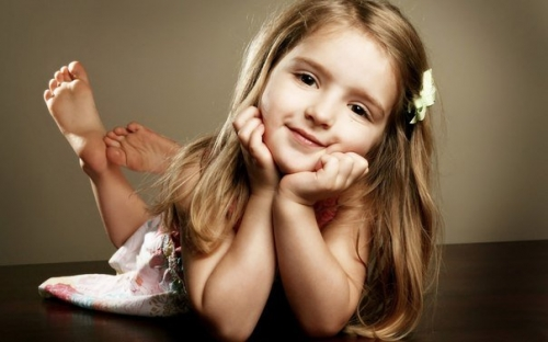 Как правильно фотографировать ребенка?