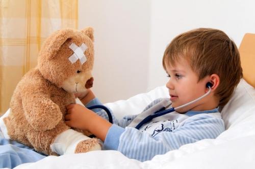 Как правильно ухаживать за больным ребенком