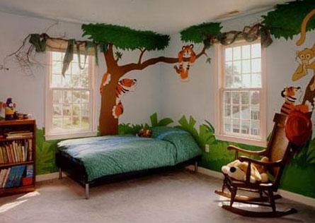 Делаем ремонт в комнате своего ребенка, соблюдая правила современности