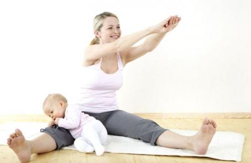 Как после родов привести свою фигуру в порядок?