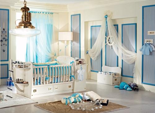 Делаем ремонт в комнате вашего будущего ребенка