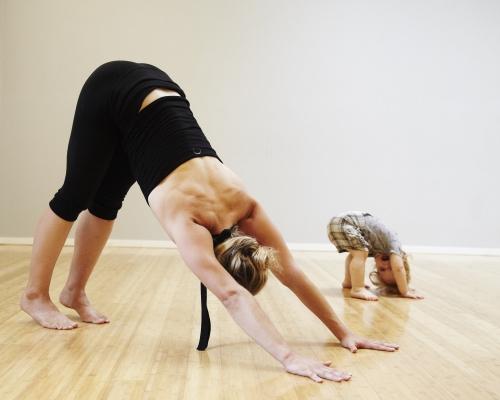 Ежедневные упражнения для молодых матерей, которые позволят выглядеть молодо и красиво