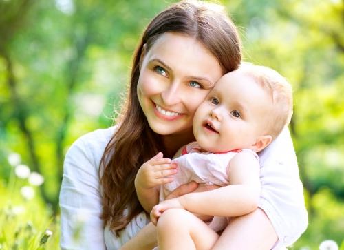Действительно ли рождение ребенка – это не помеха для красоты матери?