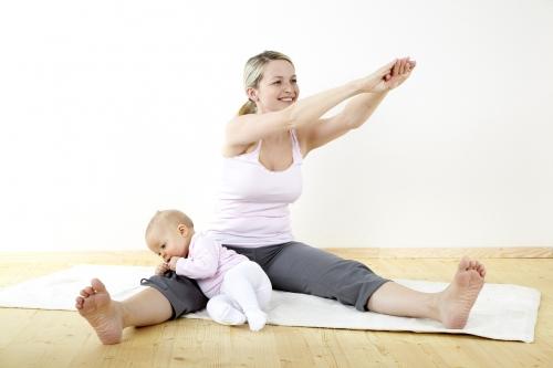 Можно ли молодой маме заниматься спортом?