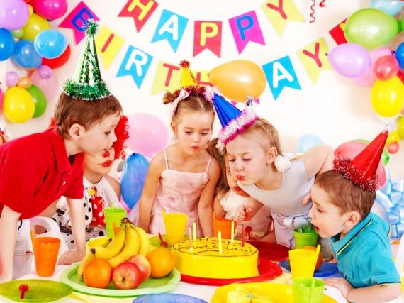 Организовываем идеальный праздник на день рождение ребенка