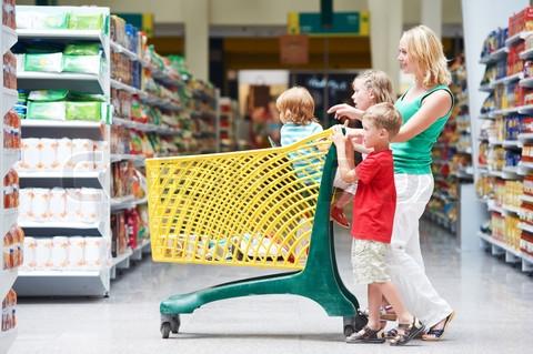 шоппинг дети проблемы