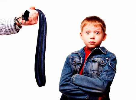 воспитание дети как не бить