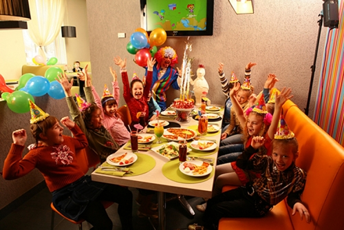 Организовываем праздник для детей