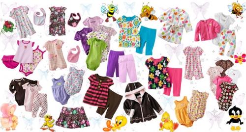 Как выбрать детскую одежду для новорожденного ребенка
