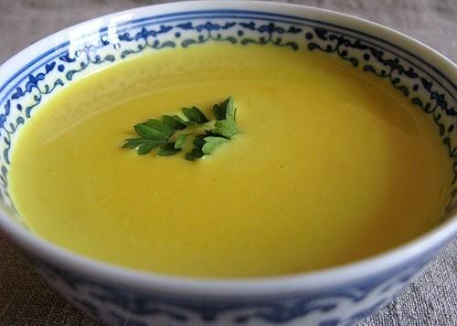 Бульоны и супы для детей