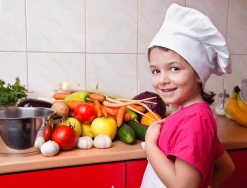 Дети и вегетарианское питание. Проблема или нет? Часть 1