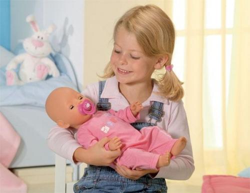 Уход за куклами