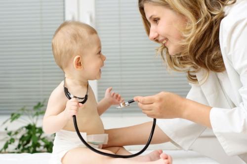 Об анемии у ребенка