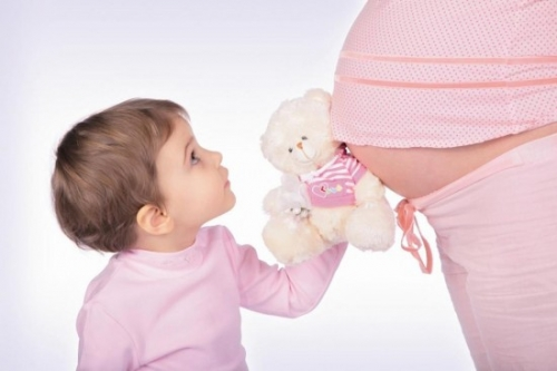 Готовим ребенка к рождению братика или сестрички
