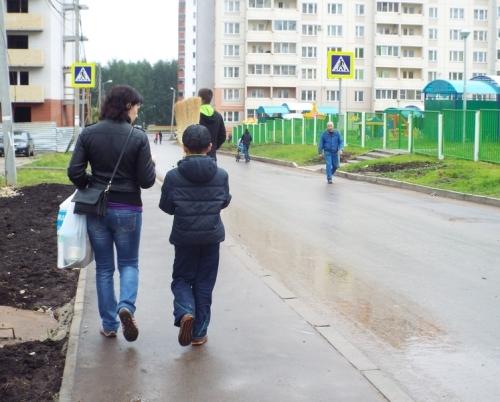 Сделайте дорогу из садика (школы) увлекательным и полезным приключением
