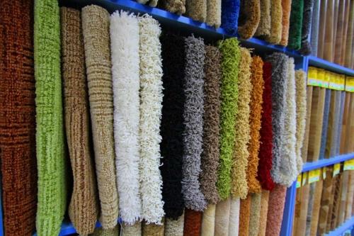 О видах ковров в комнату ребенку, их плюсах и минусах