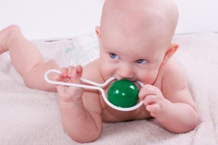 О коликах у новорожденных детей