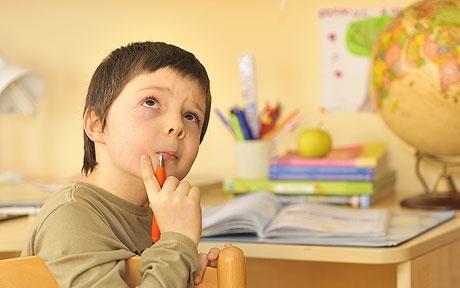 Учим ребенка делать уроки самостоятельно