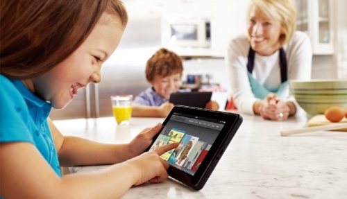 Как выбрать планшет ребенку с целью учебы?